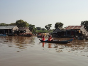 Day 15 Floating village 1